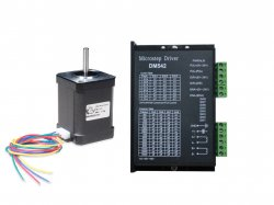 NEMA17 Stepper Motor 7 Kgcm with DM542 DIGITAL MICROSTEPPING STEPPER DRIVER 4.2A