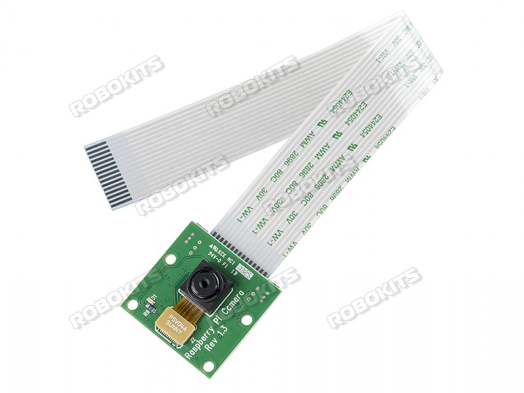 Raspberry Pi Camera Module with Cable 5MP - Click Image to Close