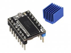 LV8729 stepper motor driver with Heatsink for 3D Printer
