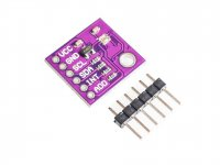 MCU-3001 OPT3001 Ambient Light Sensor(ALS) Module High Precision Human Eye Response