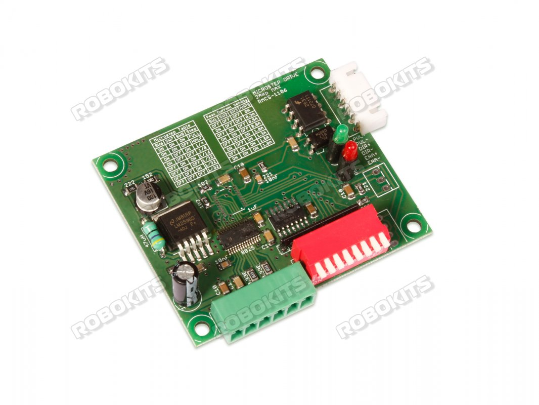 Rhino Micro-Stepping Stepper Motor Drive 12 - 40V 2A without Chassis