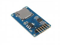 MicroSD Card Adapter module for Arduino with SPI Interface