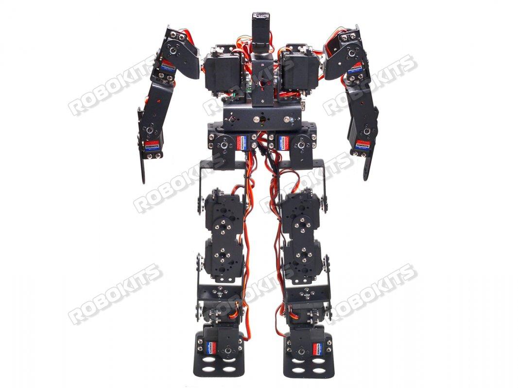 17DOF Humanoid Robot Chassis Kit