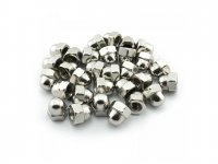 M3 Dome Nuts Stainless Steel 304 Pack of 15pcs
