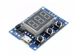 PWM/Pulse Generator 2 Channel with variable Freq & Duty cycle For Square & Rectangular Wave