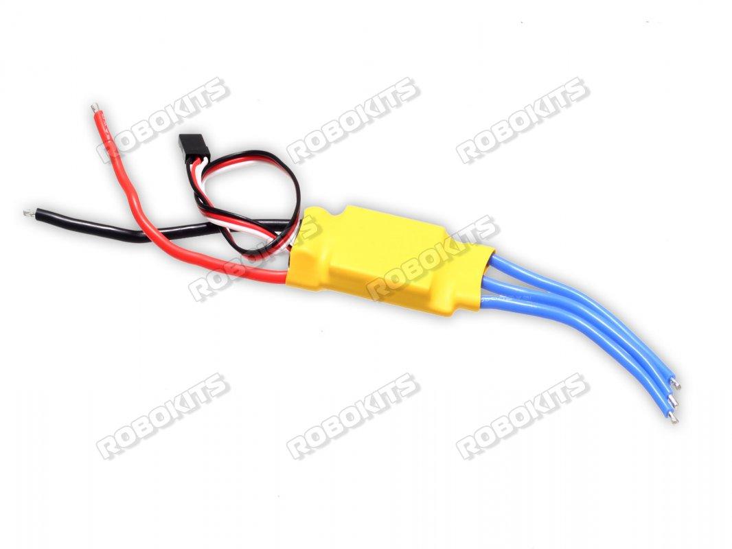 Brushless Motor Speed Controller ESC 30A