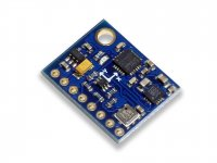 10DOF 3axis Gyro, Acceleration, Magnetometer & Air Pressure