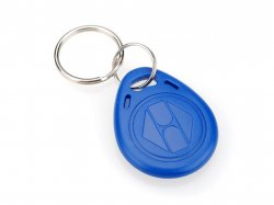 RFID Keychain tag compatible with EM4100