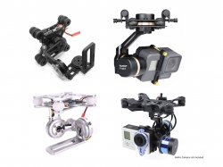 Gimbal for Camera & Drone