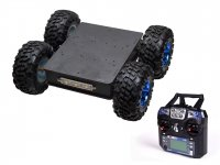 Streak RC - All Terrain Robot Ready to use with 1Km Range
