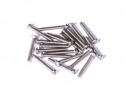 M4 x 30 mm SS Bolt Precision Stainless Steel 304 MOQ 25 Pcs