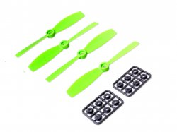 Propeller pairs 5x3 Green (CW/CCW) 4pcs Set