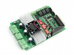 Three-axis stepper motor driver 4.5A/36V instead of TB6600