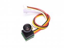 600TVL 170 Degree Mini FPV AV Camera with Audio