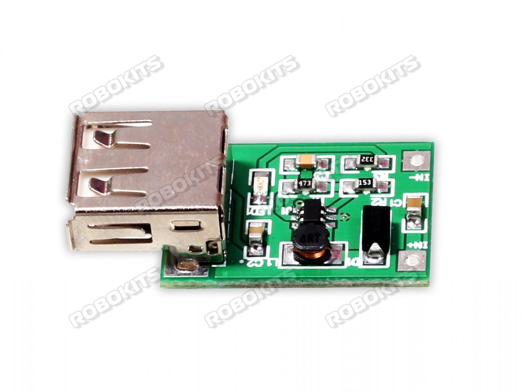 Dc Boost 5v 600ma Output Power Supplies Gt Chargers Low Voltage Charger Circuit