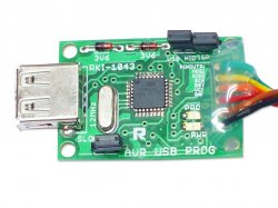 AVR USB Programmer(Compatible with All Windows)