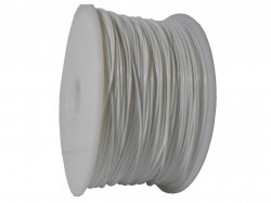 Solid White 1.75mm PLA Filament 3D Printer 1KG