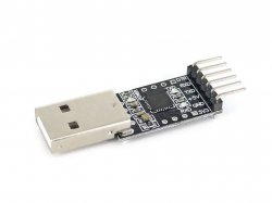 CP2102 6-pin USB 2.0 to TTL UART Serial Converter Module