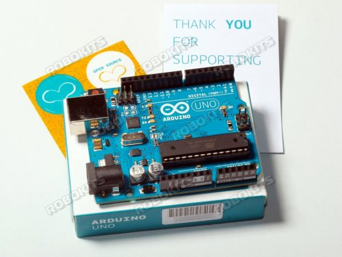 Arduino Uno R3 - Original Made in Italy with box