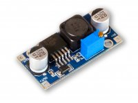 Step up DC-DC adjustable voltage regulator 4A Output