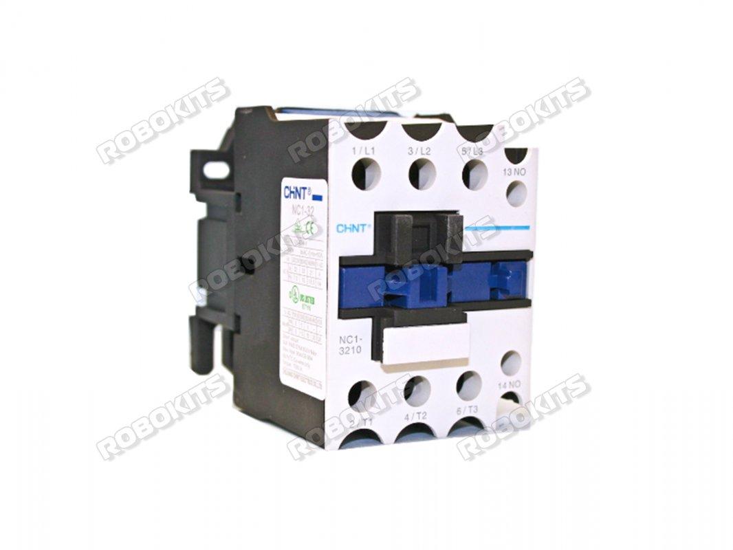 Ac Contactors Chint Nc1 3210 3p 240v Electrical Circuit Kits