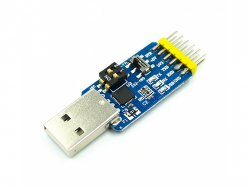 Six in One Multi Function Module CP2102 USB to TTL 485 232 Conversion 3.3V/5V Compatible