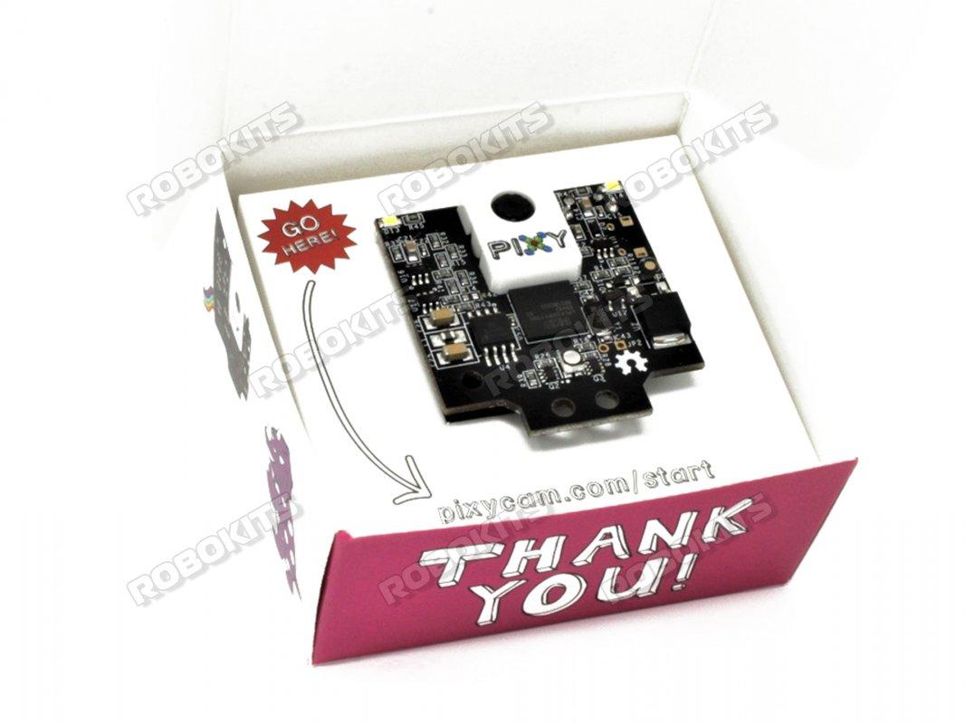 Pixy2 Cam Advanced Line Following Camera Arduino Compatible