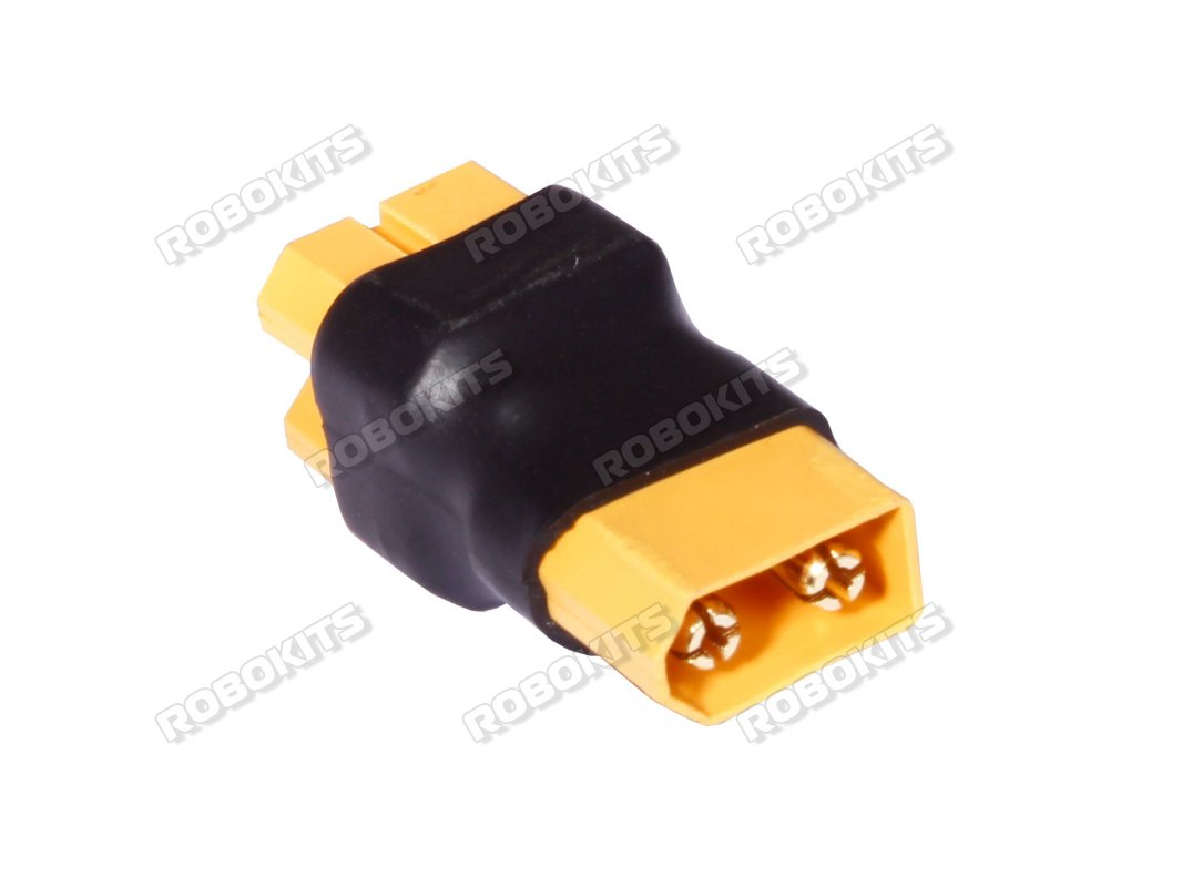 XT60 Parallel Connector (1M-2F) - Click Image to Close