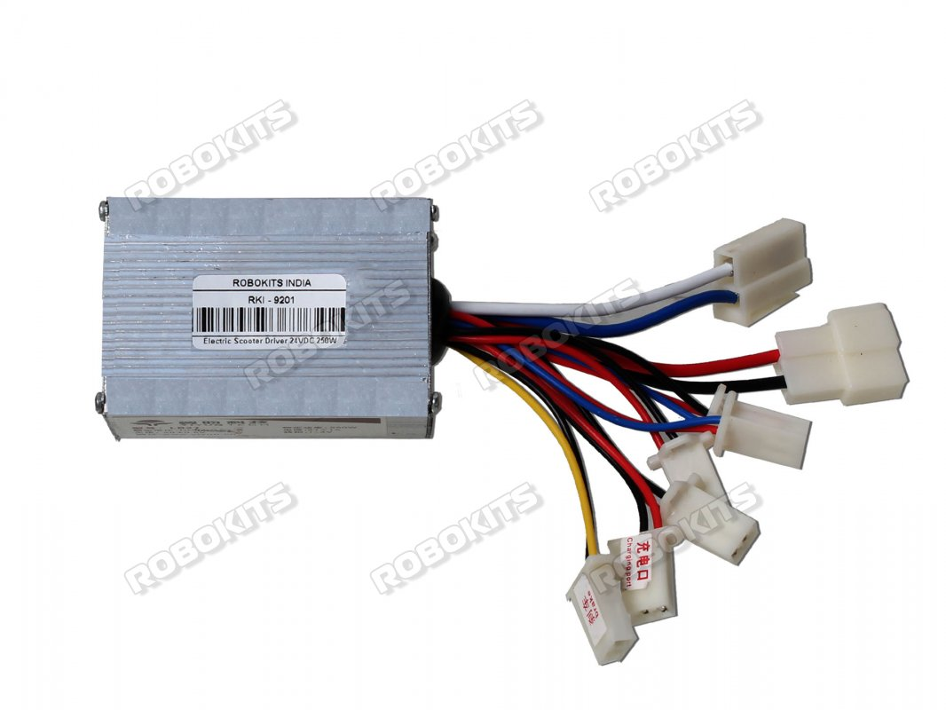E Bike Motor Electric Speed Controller 24v 250w Rki 9201 700