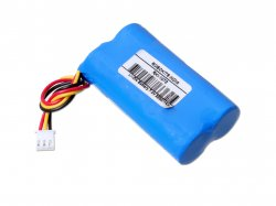 Lithium-Ion Rechargeable Battery Pack 7.4V 2200mAh (2C)