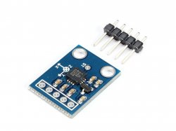 3 Axis Linear Accelerometer Module 3g - Based on ADXL335
