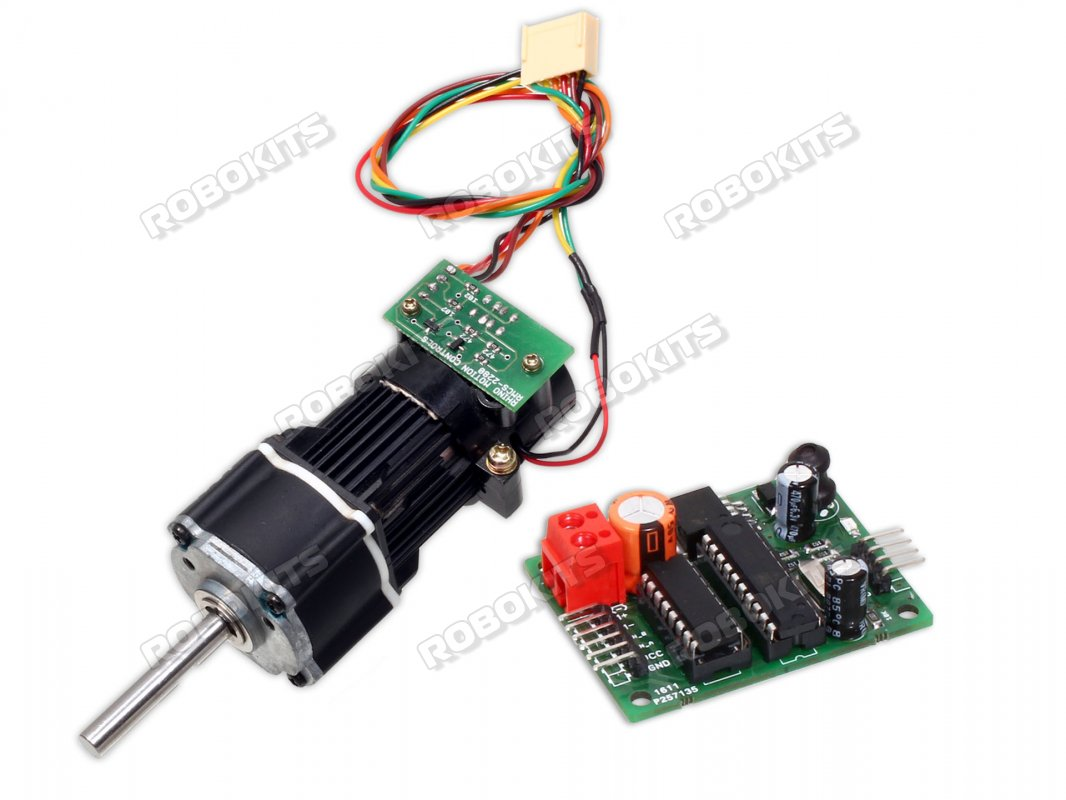 Faulhaber Coreless 17w Encoder Motor 120rpm Pid Dc Servo Drive Is A Controlled By Pulses It Positions S Shaft