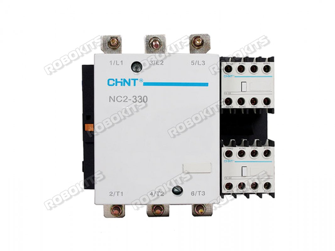 AC Contactors Chint NC2-330 3P 240V - Click Image to Close