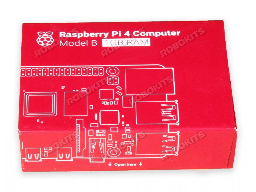 Raspberry Pi 4 Model B - 1 GB RAM