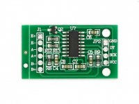 Ultra high Precision 24Bit ADC Module based on HX711