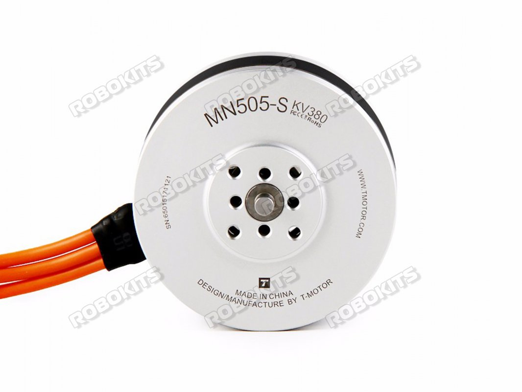 T Motor Navigator Waterproof MN505-S 380KV - Click Image to Close