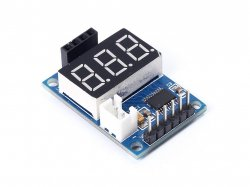 Digital Display for HC-SR04 Ultrasonic Distance Sensor