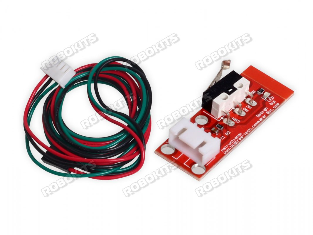 3D Printer Mechanical Limit Switch Module - Click Image to Close