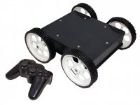 Streak RC - All Terrain Robot DIY Kit