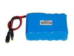Li-Ion 22.2V 5000mAh (2C) With inbuilt Charger-Protection