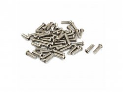 M4 x 20 mm SS Pan Phillips Bolt Stainless Steel 304 MOQ 25 Pcs