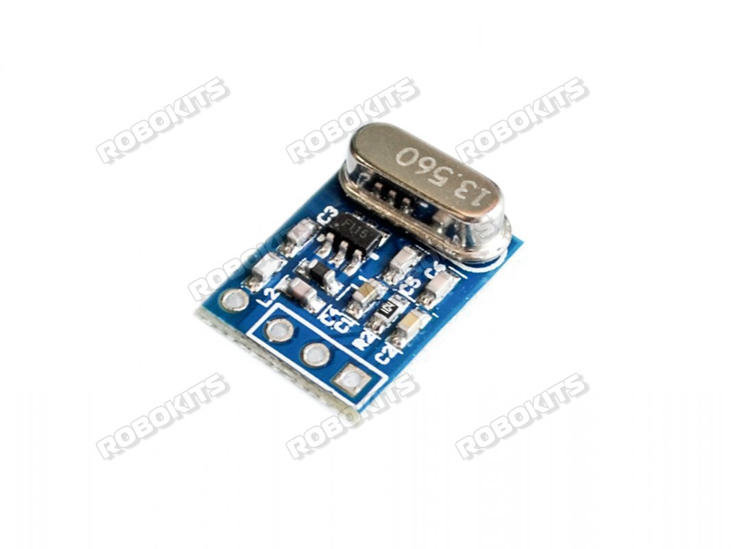 Transmitting SYN115 433MHZ ASK Wireless Send Transmitter Precise Module
