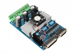 TB6560 Three-Axis 3A/36V Stepper Motor Driver CNC Mach3 Driver