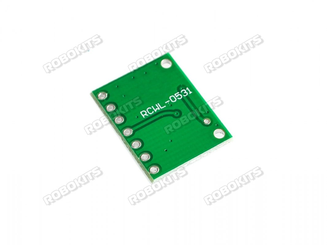 MAX30102 Pulse Oximeter/Heart-Rate Sensor Module I2C Interface - Click Image to Close
