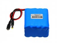 Li-Ion 14.8V 7500mAh (2C) With Inbuilt Charger-Protection
