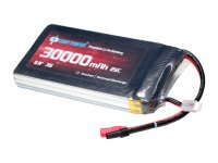GenX 11.1V 3S 30000mAh 25C / 50C Premium Lipo Battery with AS150+XT150 Connector