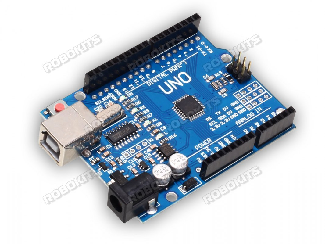 Arduino Uno R3 SMD Board - Click Image to Close