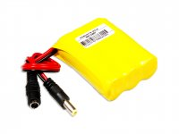 Li-Ion 11.1V 1500mAh (2C) With inbuilt Charger-Protection