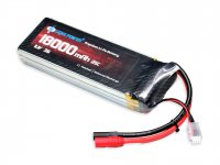 GenX 11.1V 3S 18000mAh 25C / 50C Premium Lipo Battery with AS150+XT150 Connector