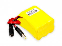 Li-Ion 22.2V 1500mAh (2C) With Inbuilt Charger-Protection